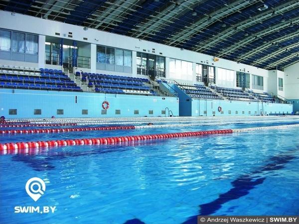 pool Minsk,  ДВС Олимпийский, бассейн Минск, Дворец водного спорта