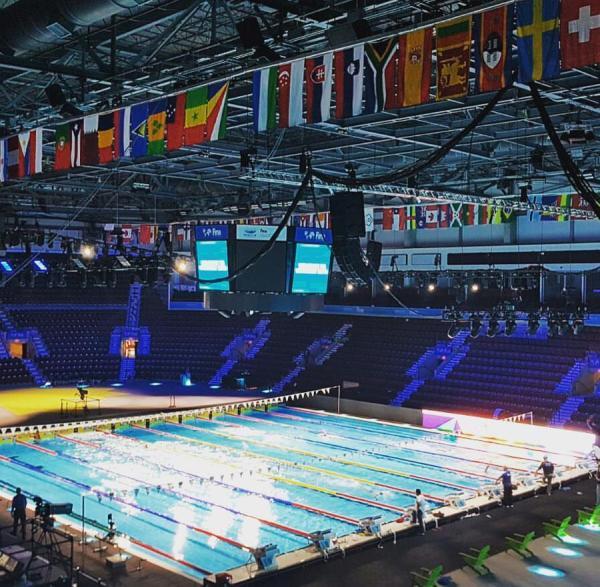 Чемпионат мира по плаванию на короткой воде 2016, Виндзор, Канада