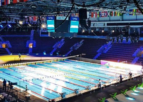 Бассейн для Чемпионата мира по плаванию в Канаде, Swim.by