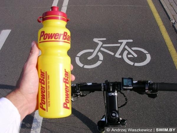 PowerBar isotonic sports drink