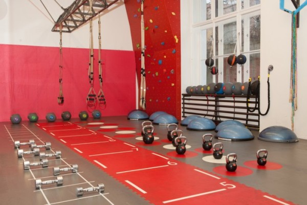 PowerFit, functional training center, центр функционального тренинга