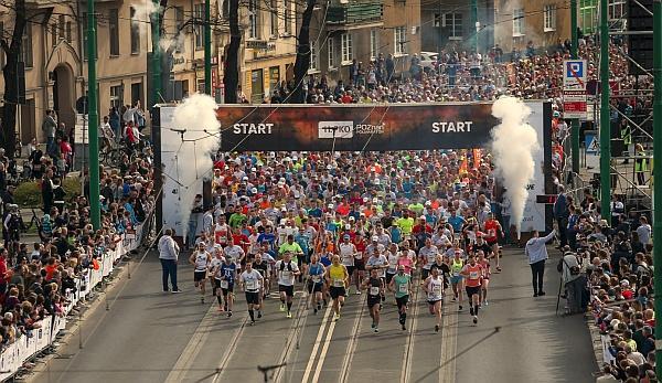 PKO Poznań Half Marathon 2018, Poznań Półmaraton, Poland Running, www.swim.by, Poland Half Marathon, PKO Poznań Półmaraton 2018, Swim.by