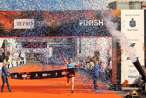 PKO Poznań Half Marathon 2018, Poznań Half Marathon, Poland Running League, EMG Sport Inc