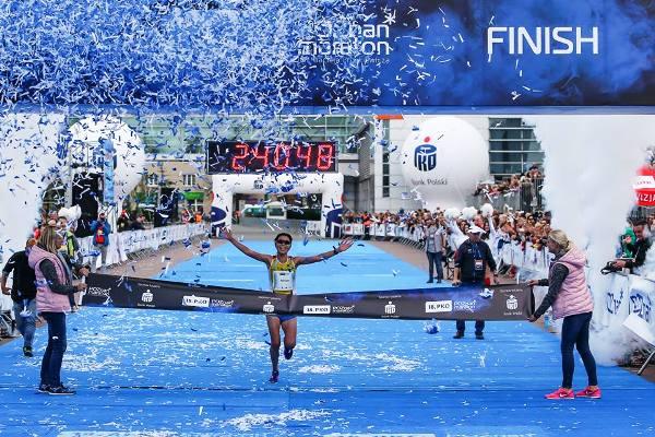 Poznan Marathon, спортивный брендинг, спортивный маркетинг, марафон в Познани