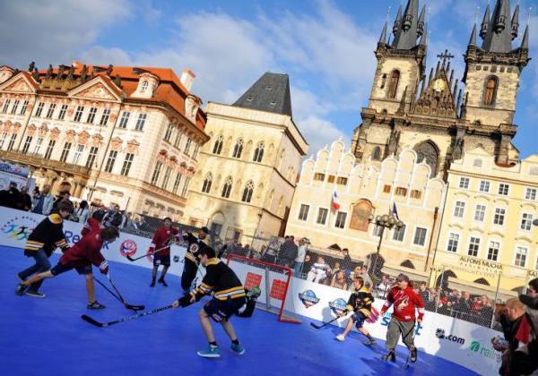 Praha sport 2016, Прага спорт 2016, столица европейского спорта