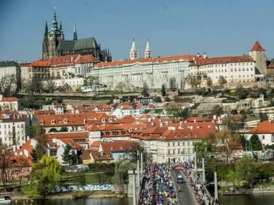 Пражский полумарафон 2017, полумарафон в Праге