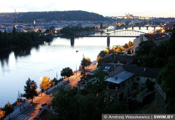 Prague swimming camp, сборы по плаванию, Прага