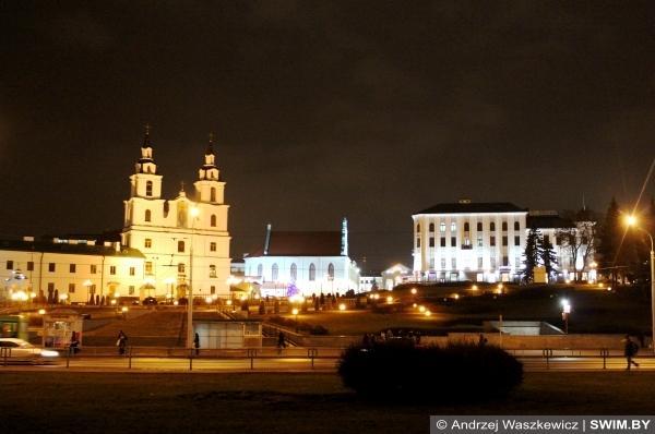 Православный храм, Немига Минск Рождество