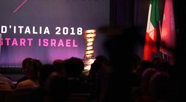 Presentation of Giro d'Italia 2018, Israel, Rome, Giro d'Italia, Cycling, Swim.by