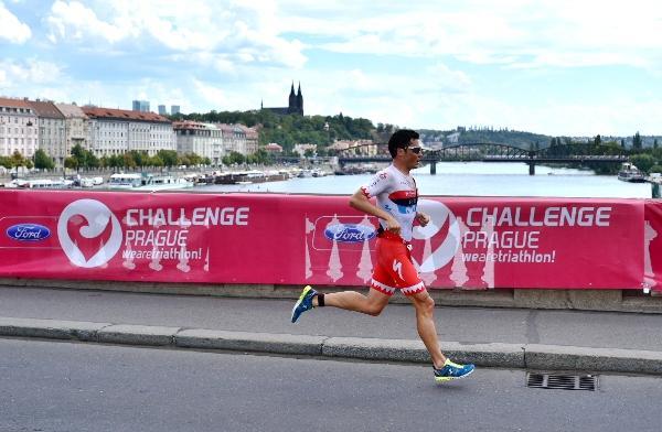 Javier Gomez, Professional Athletes Triathlon, Challenge Prague Triathlon, www.swim.by, PRO Athletes Challenge Prague, FORD CHALLENGE PRAGUE Triathlon, Swim.by