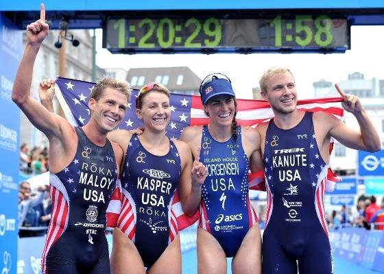 Программа плавания и триатлона на Олимпийских играх в Токио-2020