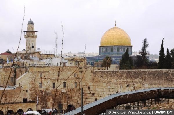 путешествие в Израиль, Иерусалим