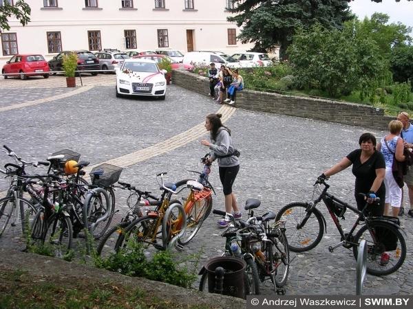 Путешествие на велосипедах по Венгрии