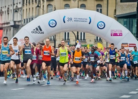 PZU Maraton Warszawski 2017, Варшавский марафон 2017, марафон в Варшаве, Swim.by