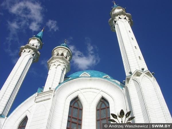 Qol-Şarif mosque Kazan, Tatarstan