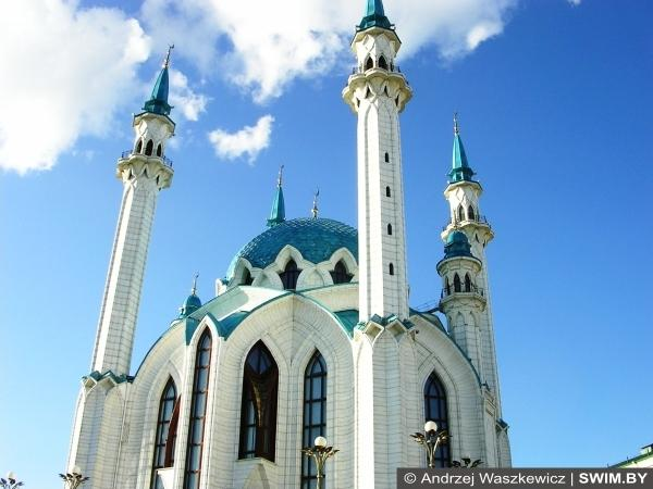 Qol-Şarif mosque Kazan