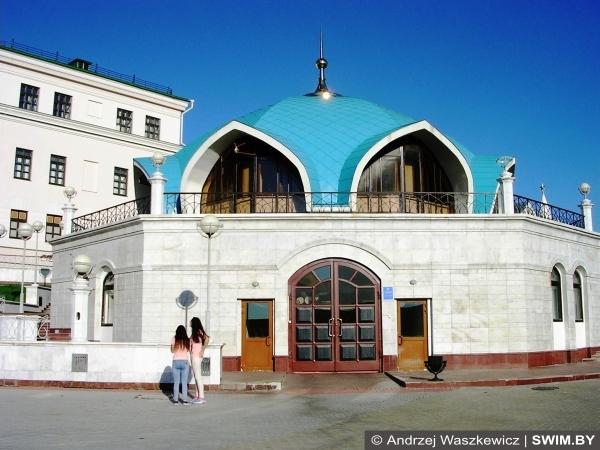 Qol-Sharif mosque Kazan, Tatarstan