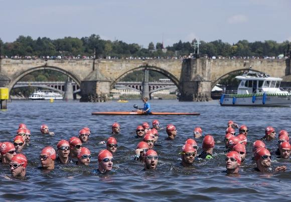 Race FORD CHALLENGE PRAGUE, Challenge Prague Triathlon