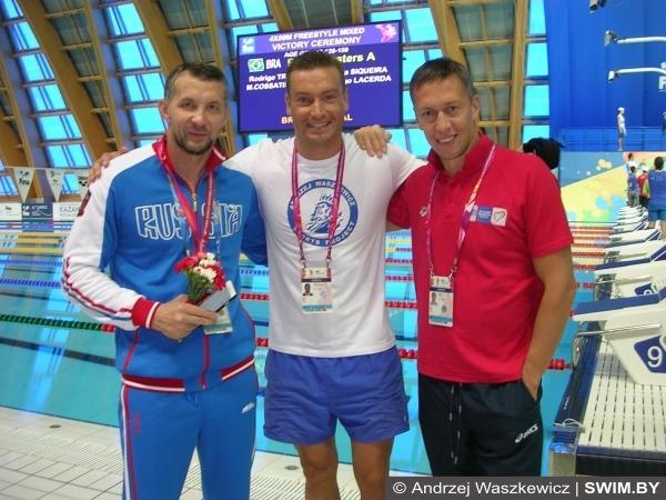 Ravil Nogumanov, Anton Zaykov, блог Swim.by