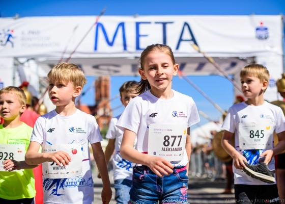 Junior City Run in Białystok, Junior City Run 2019, Registration to Junior City Run 2019