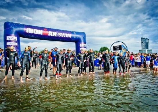 Регистрация на триатлон Enea IRONMAN 70.3 Gdynia 2018