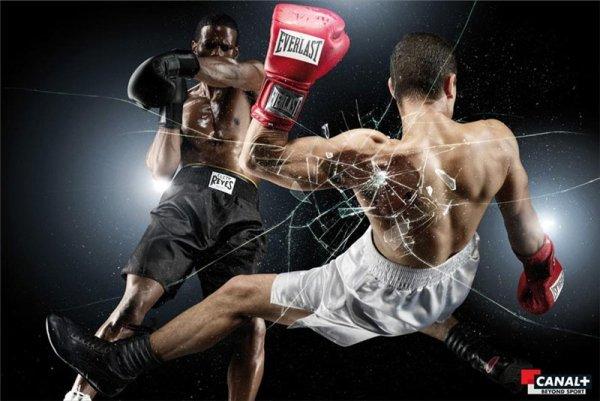 Спортивная реклама, спортивный канал, Canal Plus