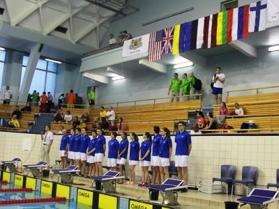 Riga Amber Cup 2017, Riga Amber Cup, Swim.by