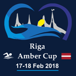 Riga Amber Cup 2018, Masters Swimming Meet in Riga, Latvia