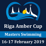 Riga Amber Cup 2019, Masters Swimming