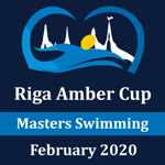 Riga Amber Cup 2020, Masters Swimming