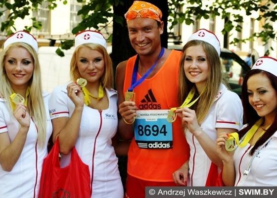 Riga Half Marathon, Andrzej Waszkewicz