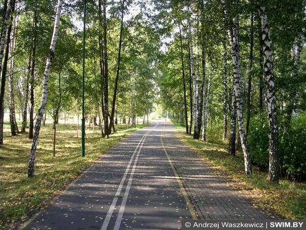 Road cycling Minsk