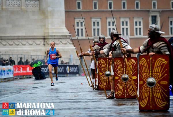 Rome Marathon 2016, беговой марафон в Риме