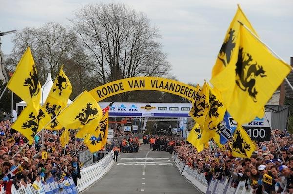 Ronde van Vlaanderen, Тур Фландрии 2016