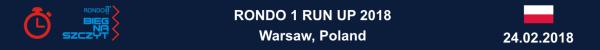 Bieg na Szczyt Rondo 1 Wyniki, Rondo 1 Run Up 2018 Results, Бег Результаты, Swim.by
