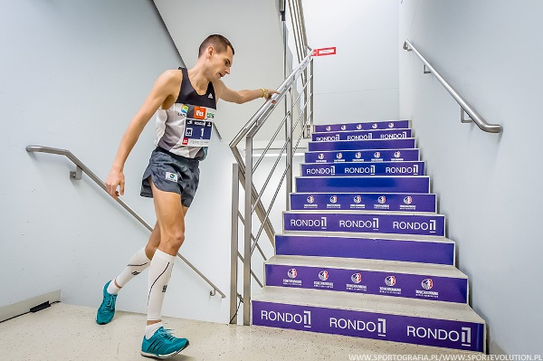 RONDO 1 Run Up, RONDO 1 Run Up Warsaw, Bieg Na Szczyt Rondo 1, www.running.by, Stair Climbing Running, Towerrunning European Championships 2020, Running.by