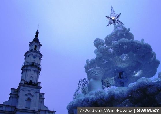 Рождество в Литве, Новый год в Вильнюсе