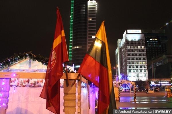 Рождество и Новый год в Минске, Andrzej Waszkewicz