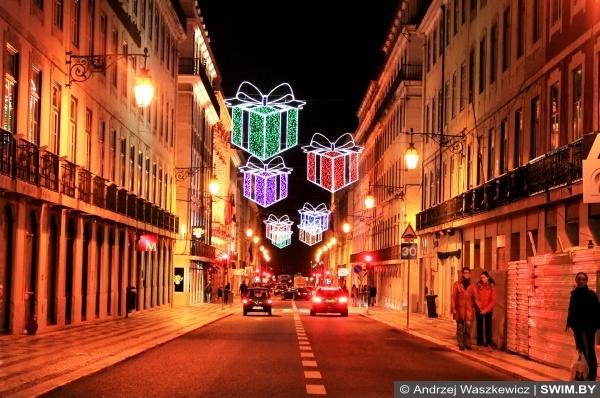 Рождество и Новый год в Европе