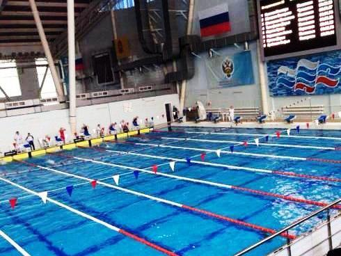 Чемпионат России по плаванию мастерс 2017