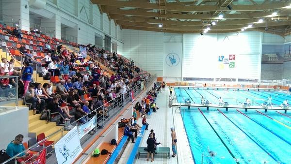 Кубок России по плаванию в категории Мастерс