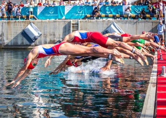 Russian Triathlon Junior Championship 2018, www.swim.by, Russian Triathlon Championships, Triathlon Russia, Swim.by