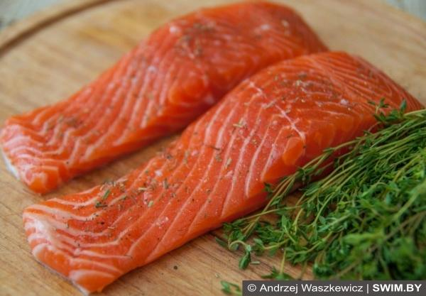 Рыба, самые полезные продукты для сердца