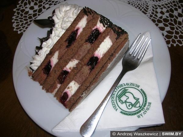 Шоколадный торт, Будапешт