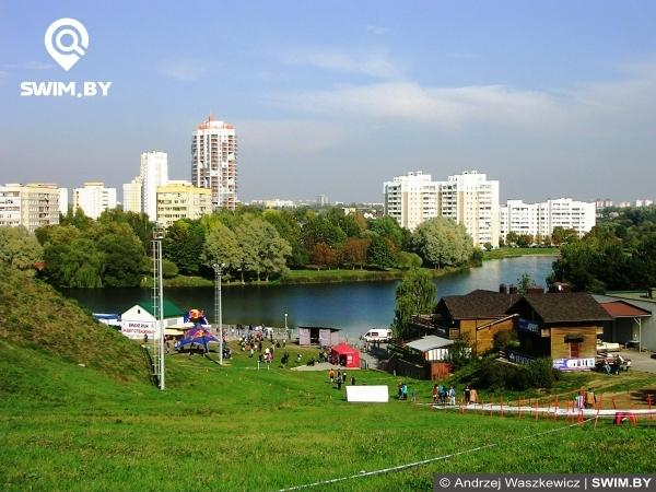 Ski center Sunny Valley, Belarus, Горнолыжный центр Солнечная Долина, Беларусь, Белоруссия