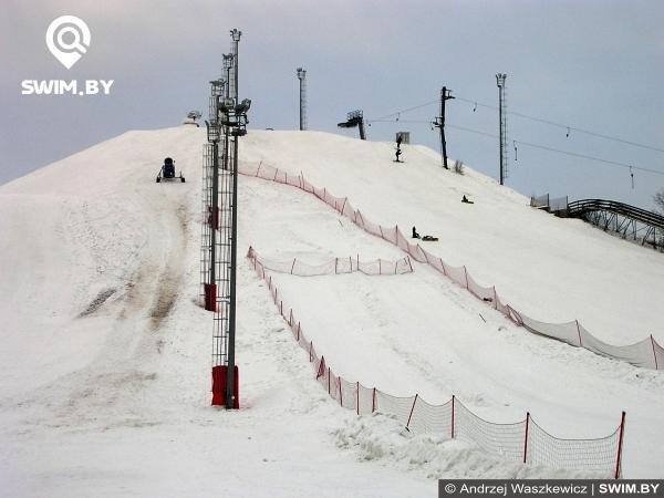 Горнолыжный центр Солнечная Долина, Ski center Sunny Valley, Minsk