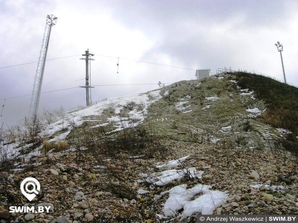Ski center Sunny Valley, Minsk, Горнолыжный центр Солнечная Долина, Минск