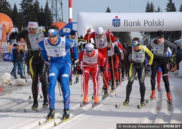 Лучший лыжный марафон, Ski marathon, марафон на лыжах