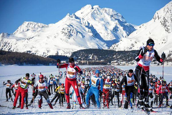 Лыжные марафоны Worldloppet, марафон