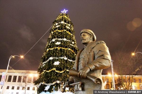Скульптура Войта Минск, ключи от Минска, Андрей Вашкевич плавание блог